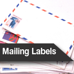 Mailing Labels, Frederick County Chamber of Commerce