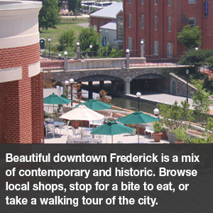 Downtown Frederick, Frederick County Chamber of Commerce